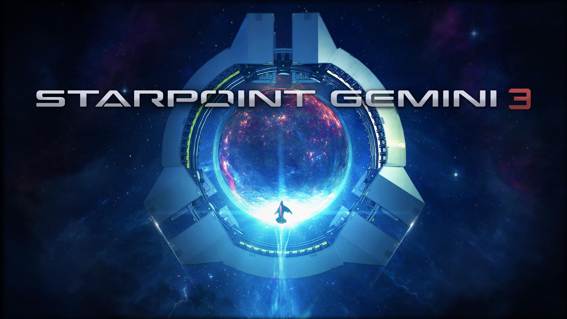 Starpoint Gemini 3 Key Art