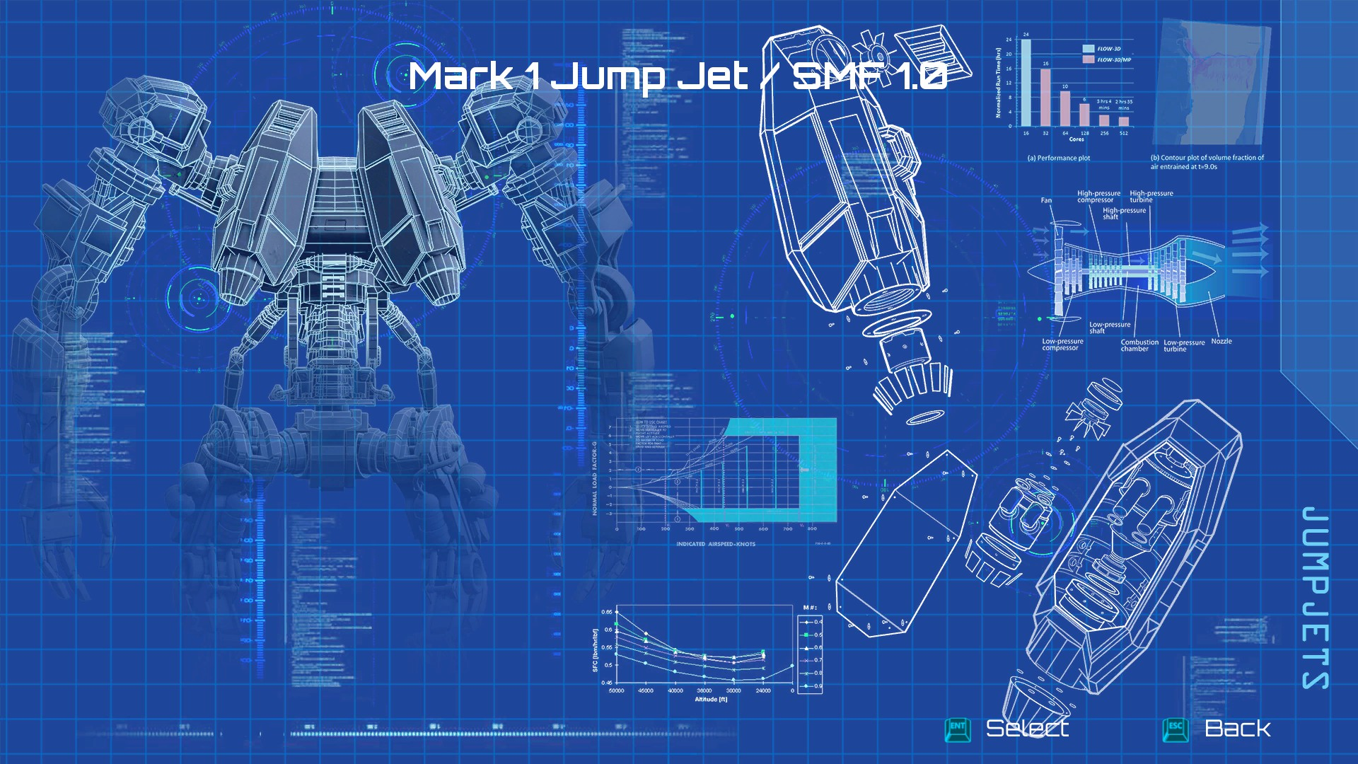 Blueprint Collectible