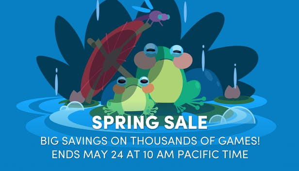 humble store spring sale 2018