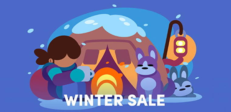 humble store winter sale 2019