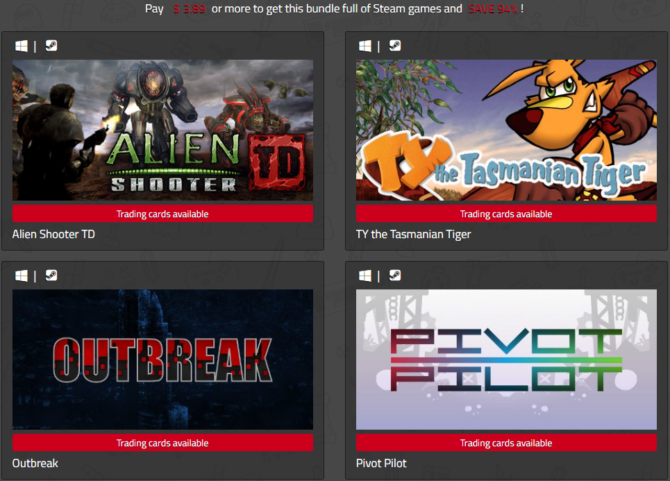 indiegala hump day steam bundle 39