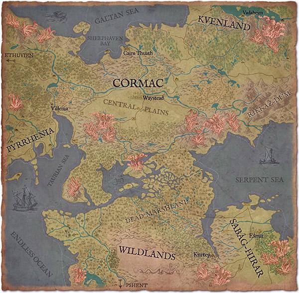RB Kickstarter Map