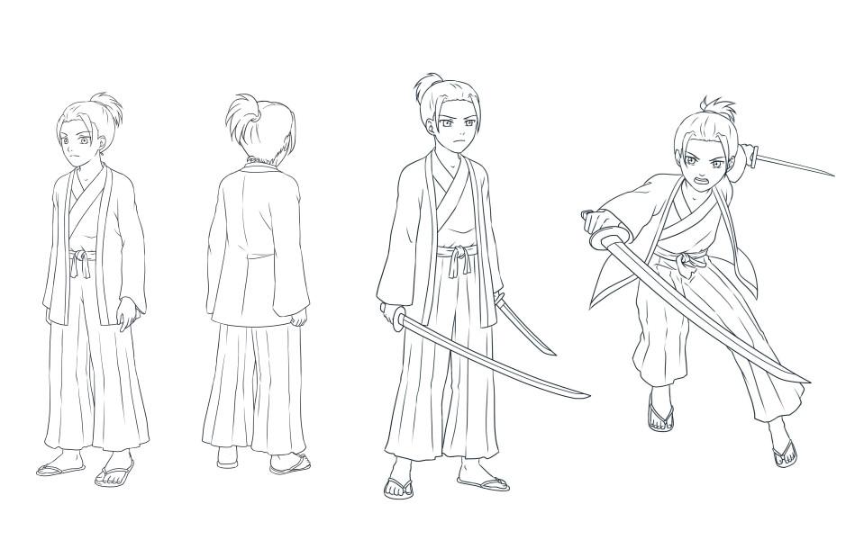 gunshi concepts