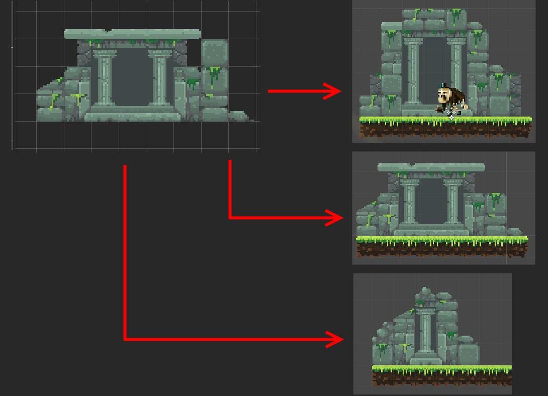 WIP 03   Modular temple