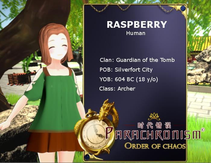 Raspberry Poster Logo