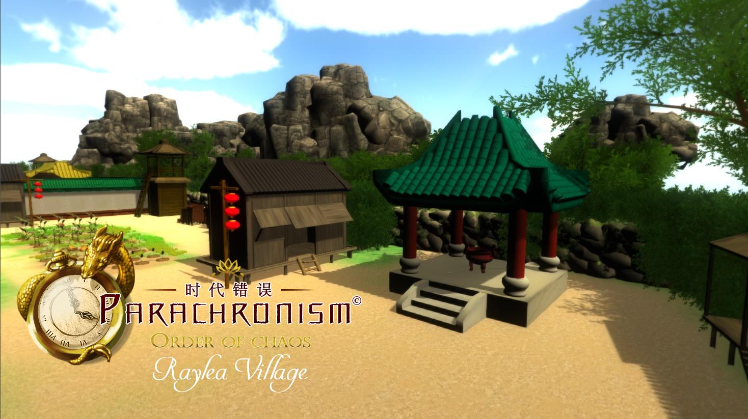 Raylea Village Poster 3