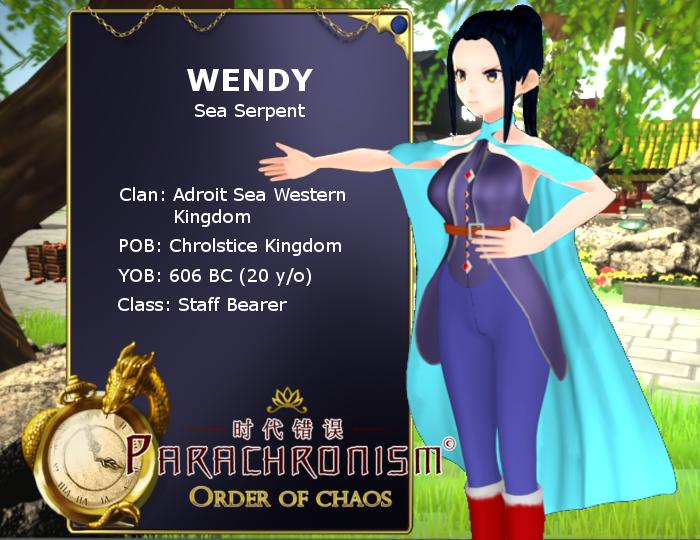 Wendy Poster Logo