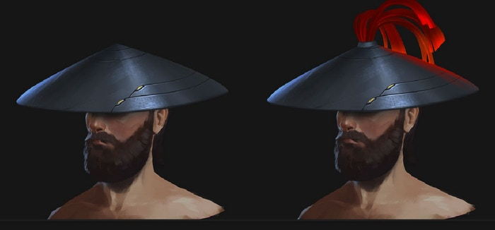 Hat variants
