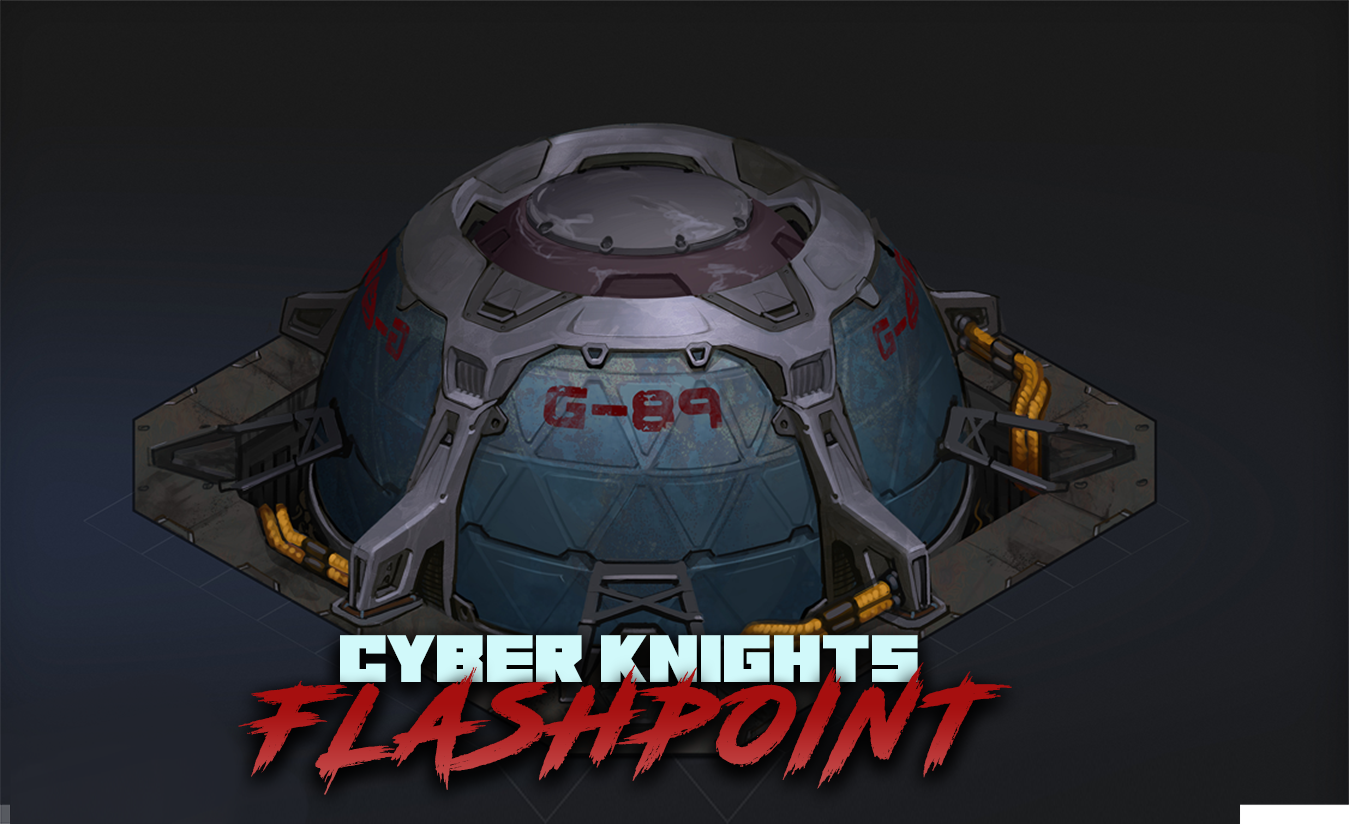 Cyber Knights: Flashpoint header