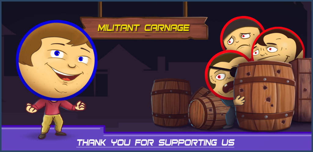 Militant Carnage Thanks You