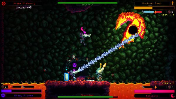 Hive Jump screenshot
