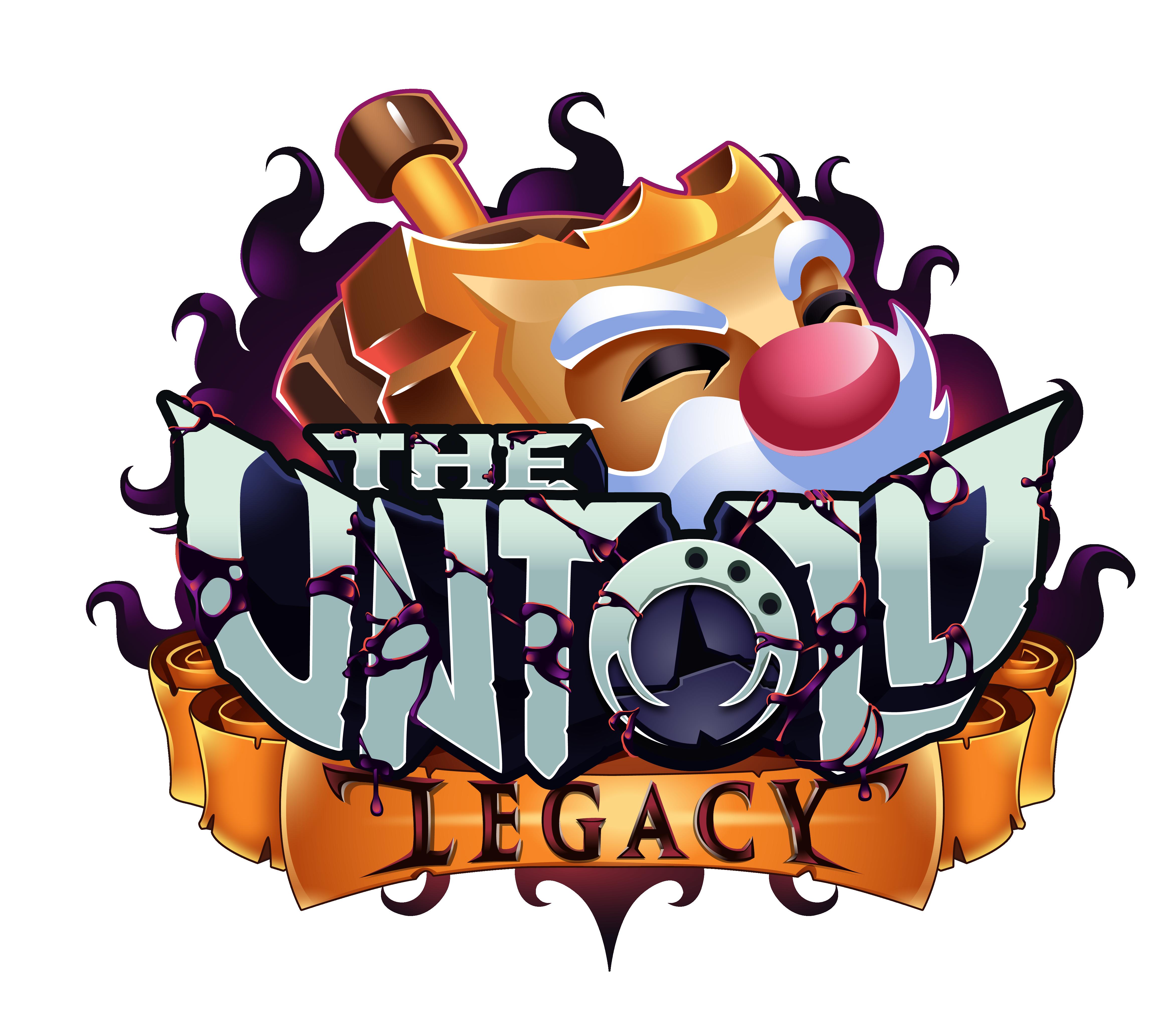 untold legacy logo vector