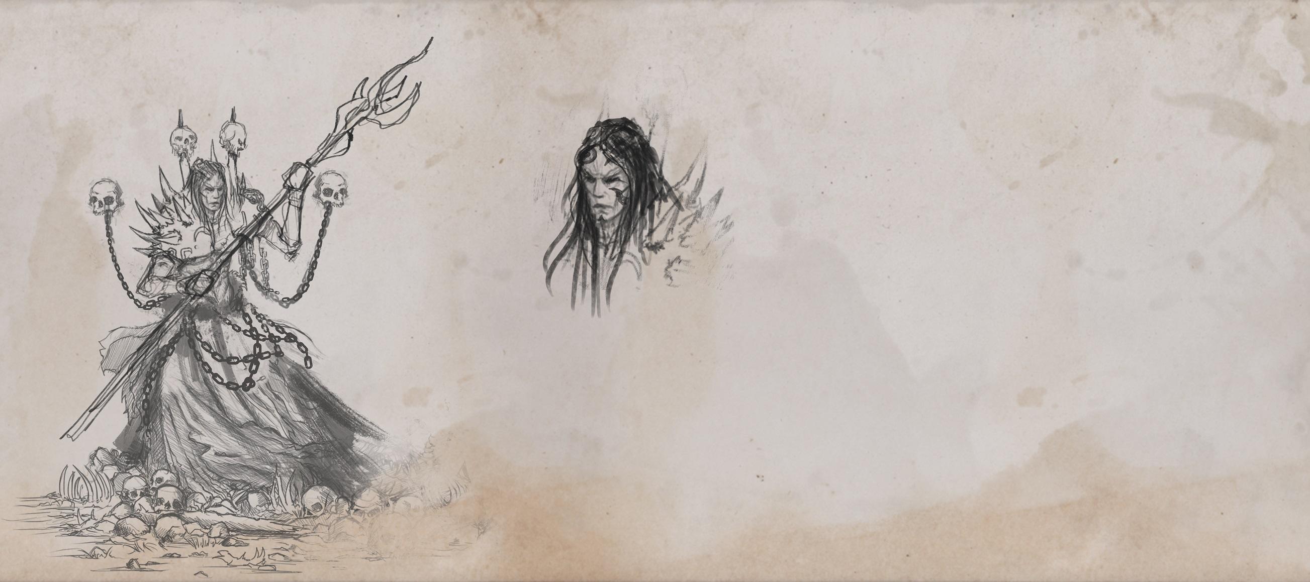ARNHEIM CONCEPT ART Characters 3