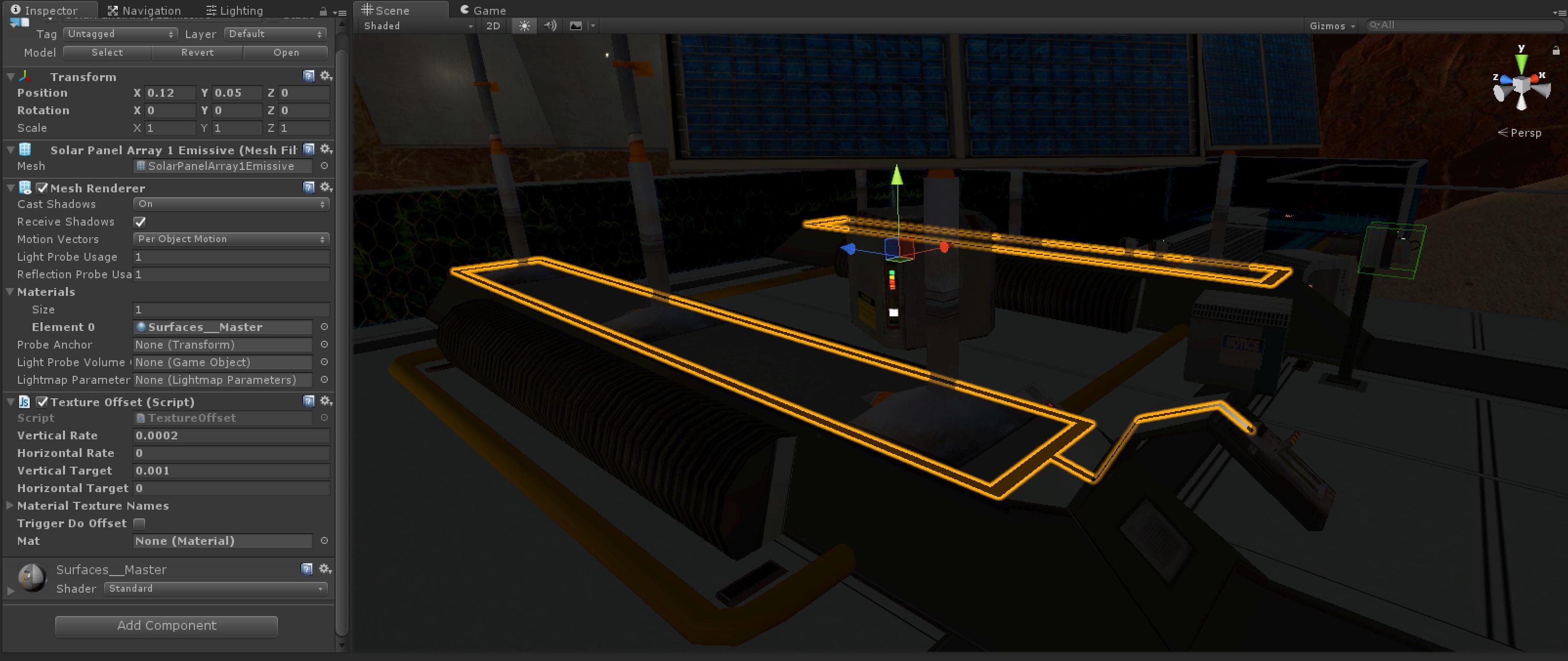 Texture Offset - Power Up Effect tutorial - Mod DB