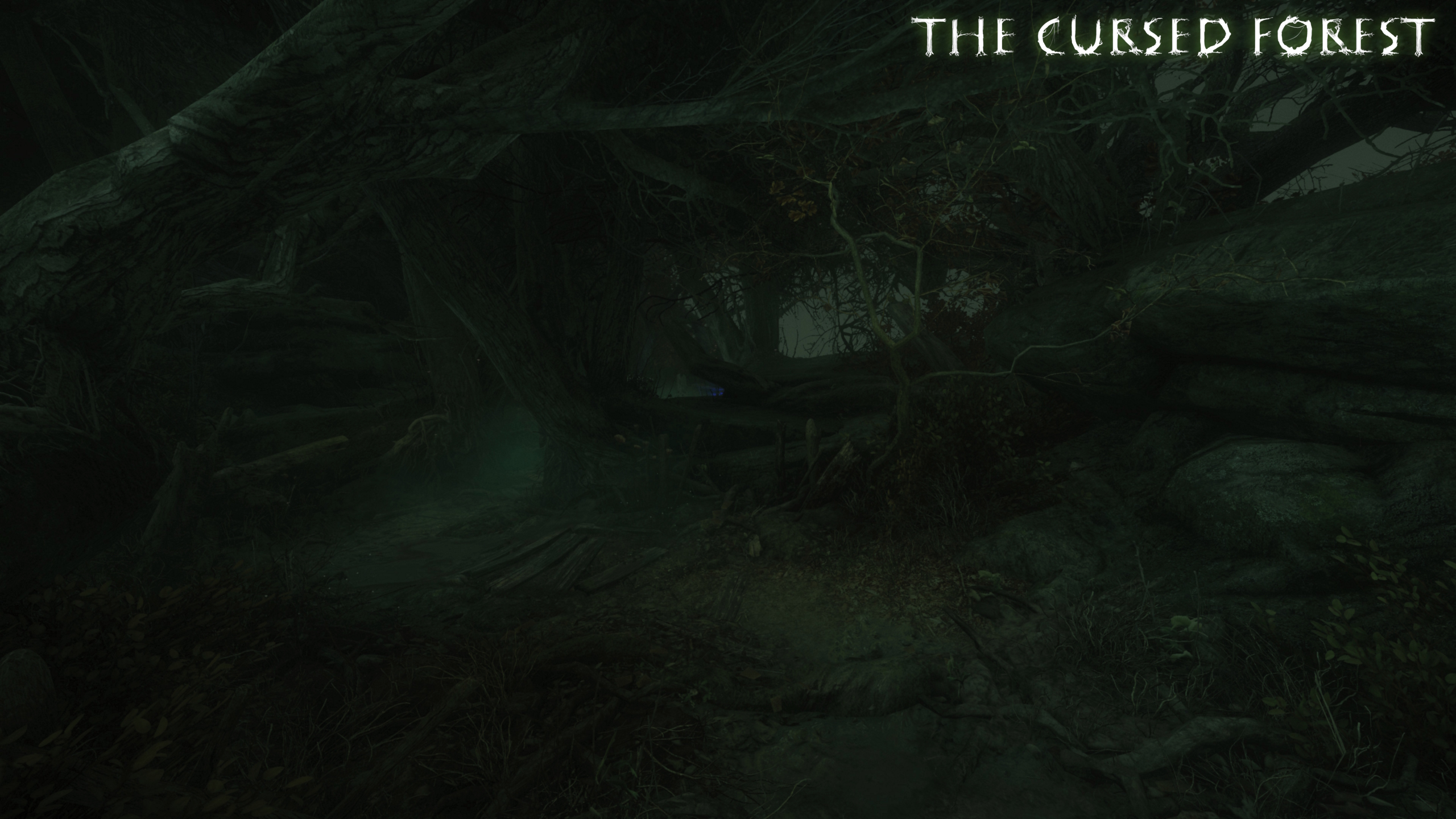 The Cursed Forest L5 Helloween 2