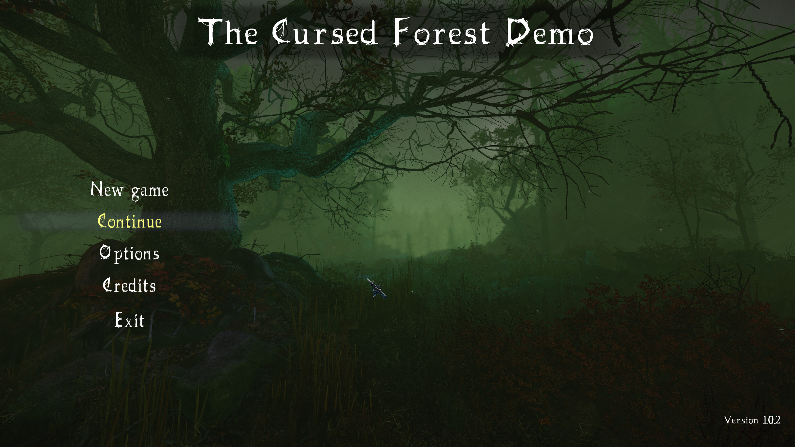 The Cursed Forest demo MM 2k