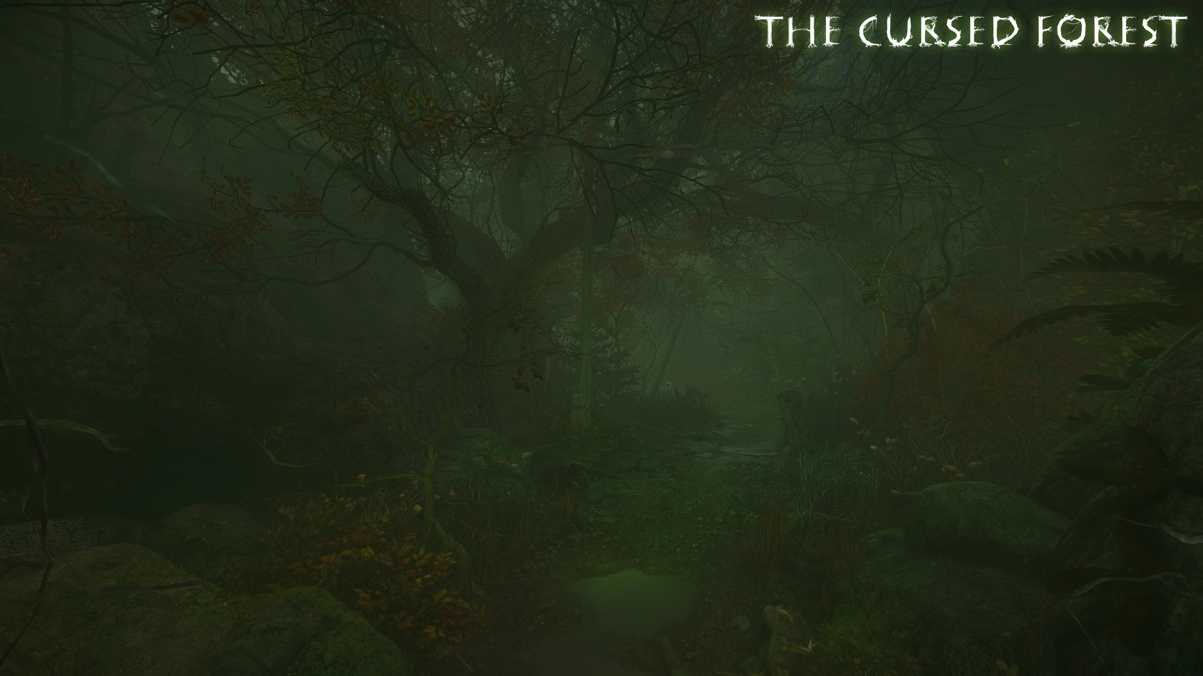 the cursed forest L3 2 L f