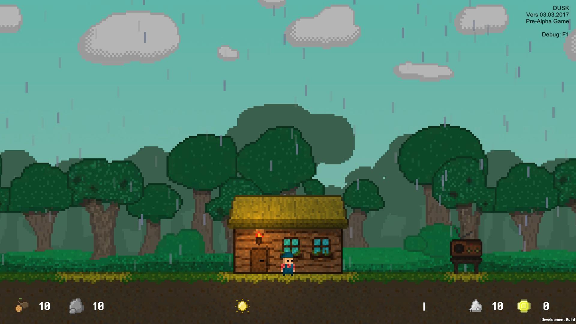 DUSK - Rain