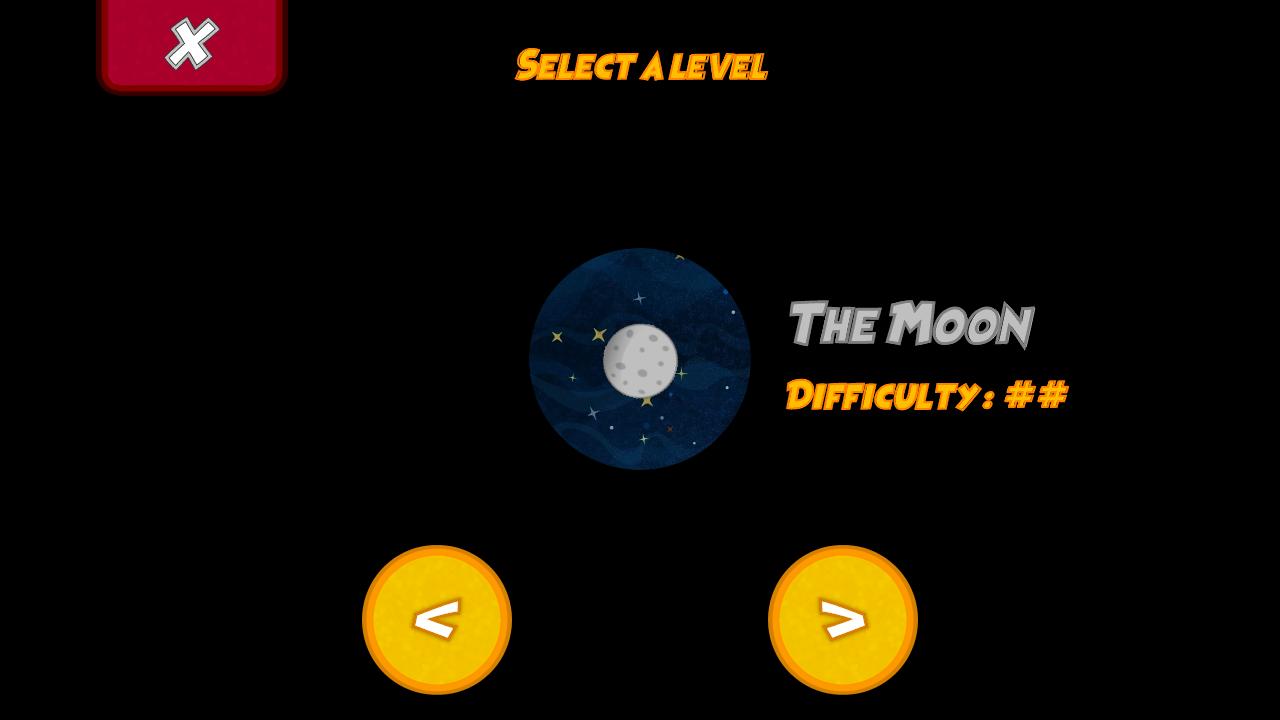 Screen Moon Level