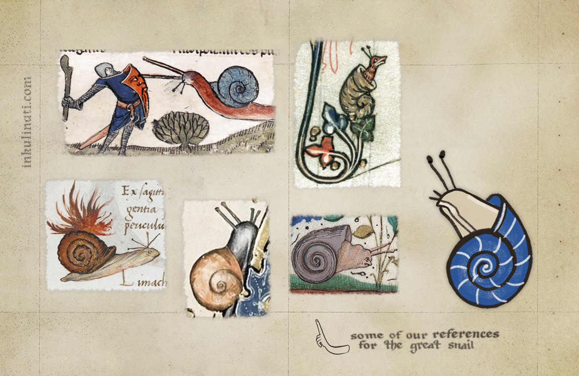 references unit Snail 1