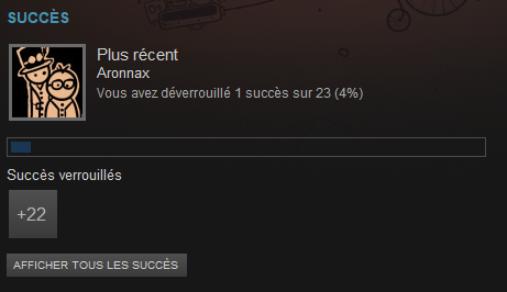 success unlocked short