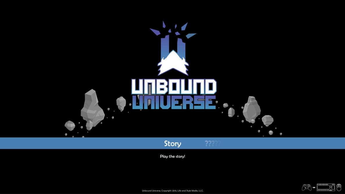UnboundUniverse 0 2 0 mainmenu