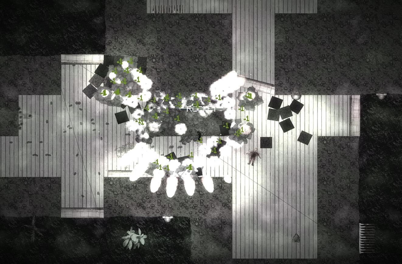 Destructible terrain