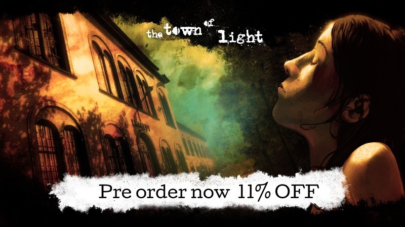 Pre-order The Town of Light