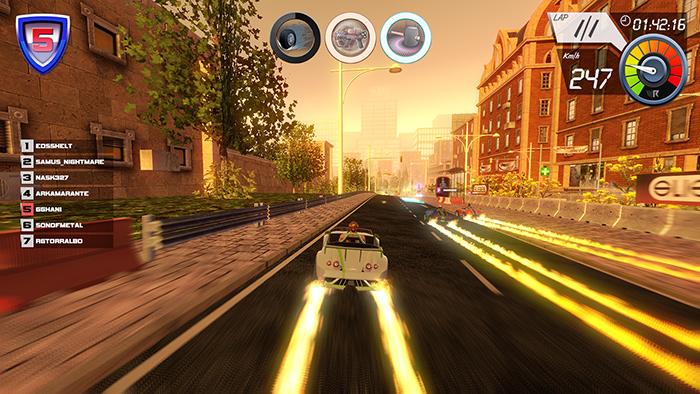 Wincars Racer02