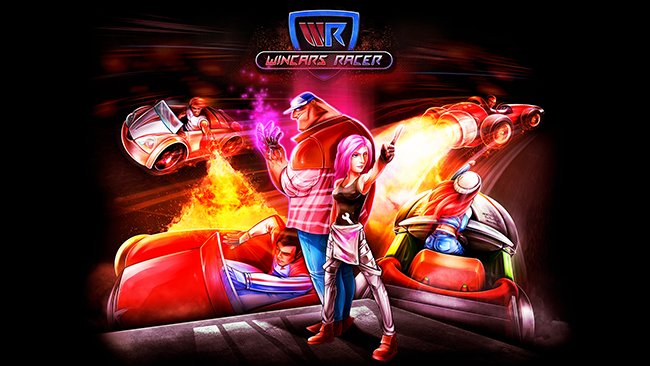 wincars racer cover