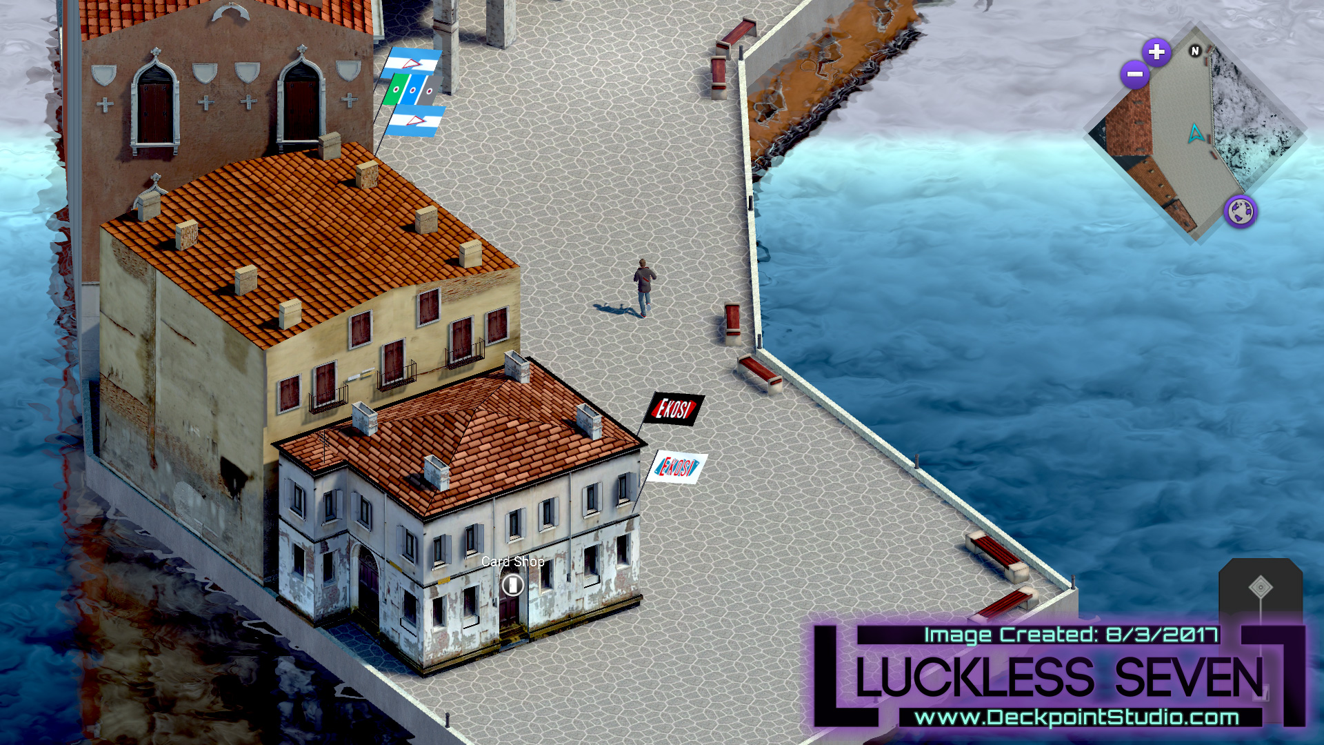 City 2 Preview Luckless Seven Gif