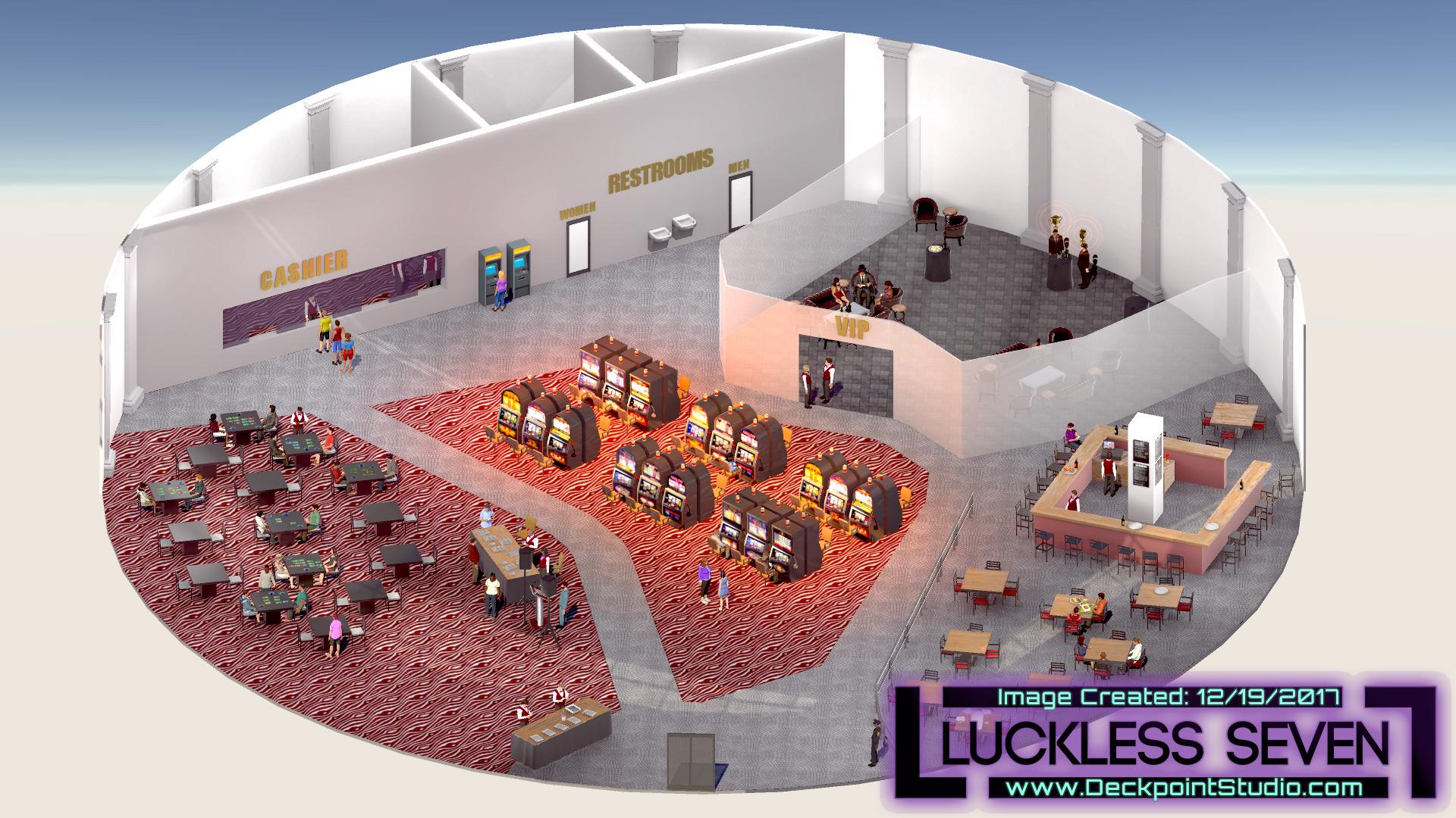 Casino Inside Dec 2017 Luckless