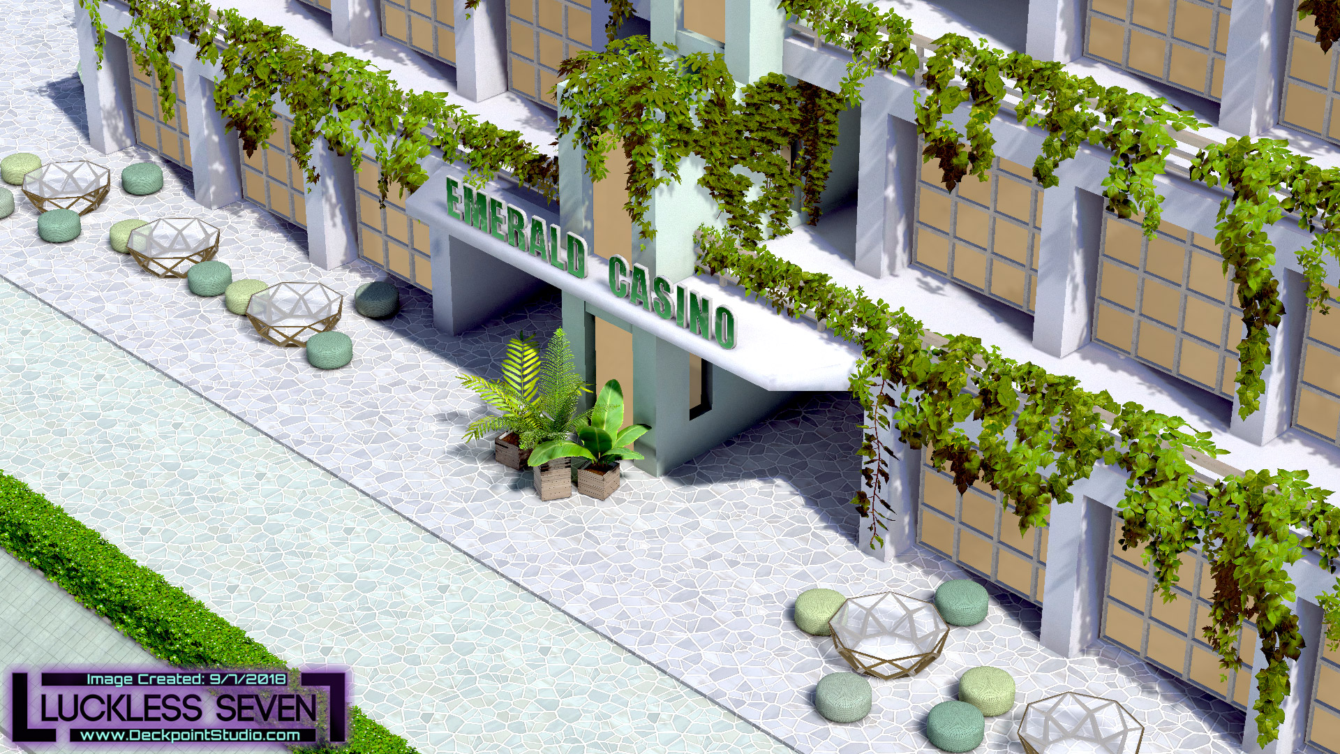 Emerald Casino Luckless Seven 2