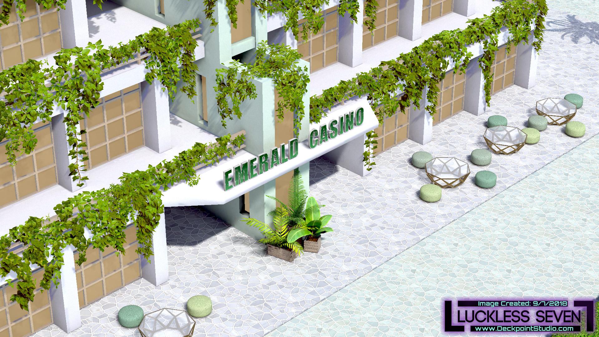 Emerald Casino Luckless Seven 7