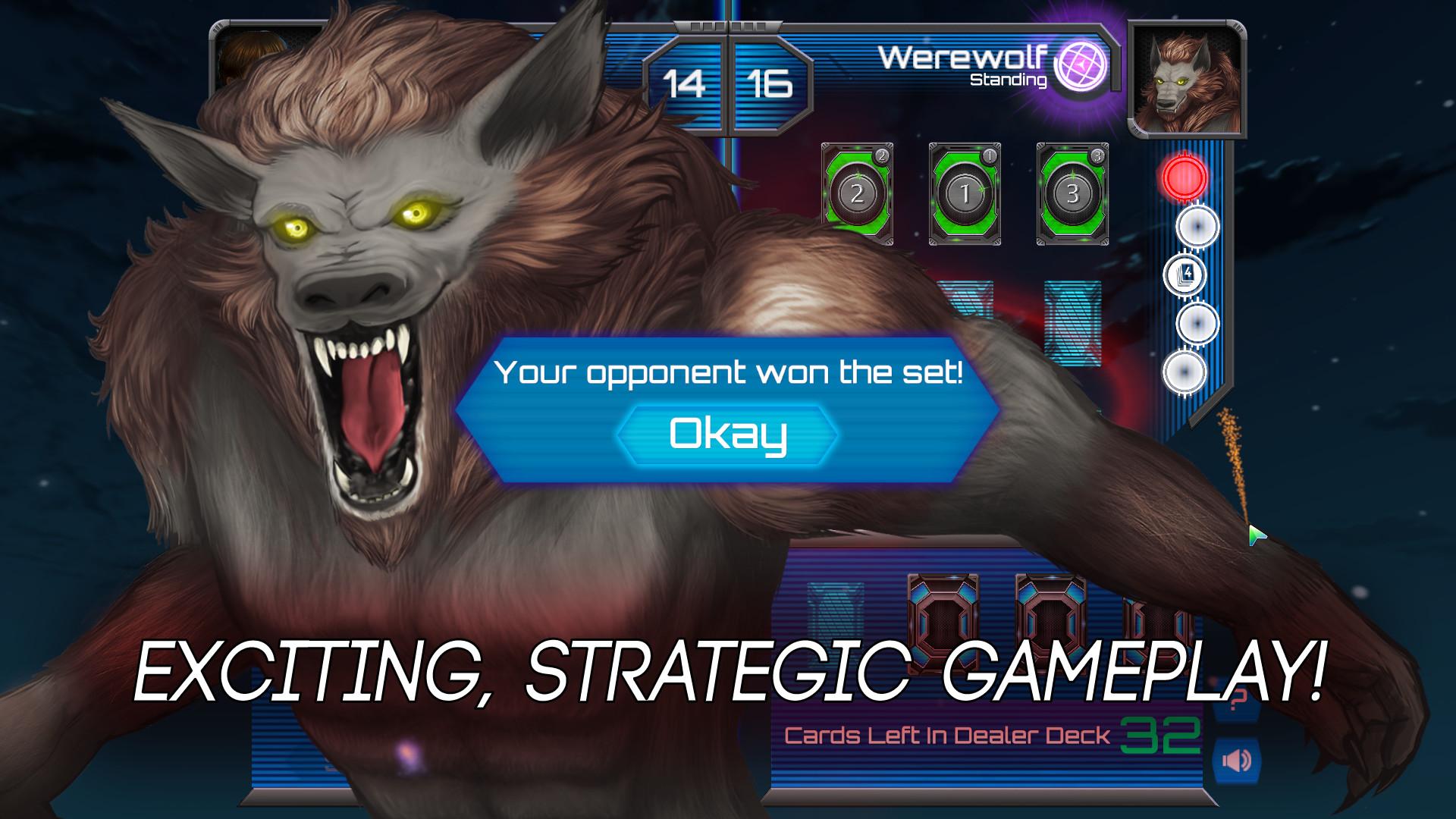 Exciting Strategic Gameplay!