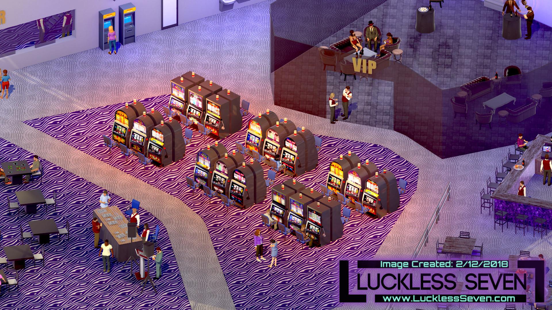 Luckless Seven Amethyst Casino I 5