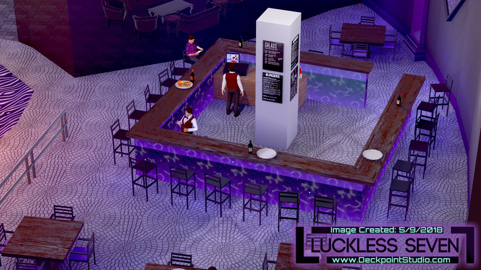 Luckless Seven Amethyst Casino I 6