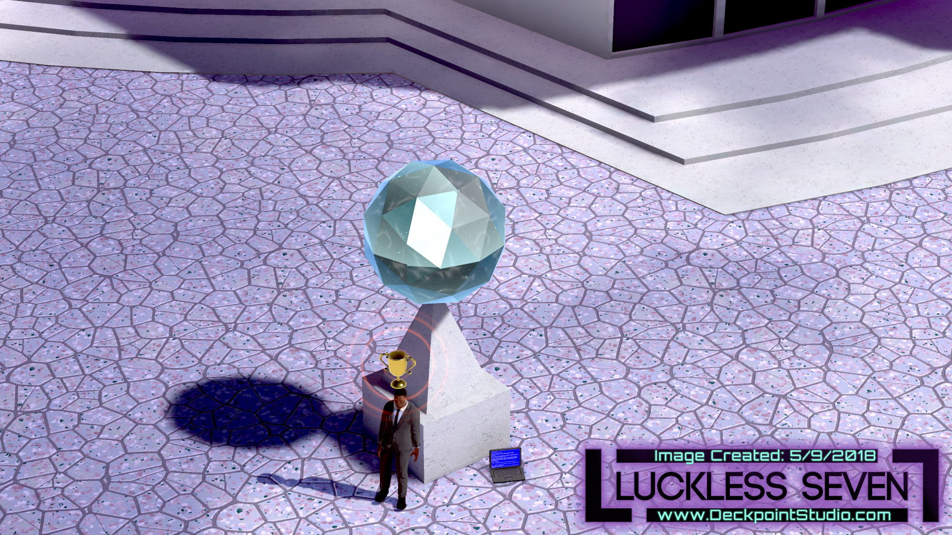Luckless Seven Animations Amethy