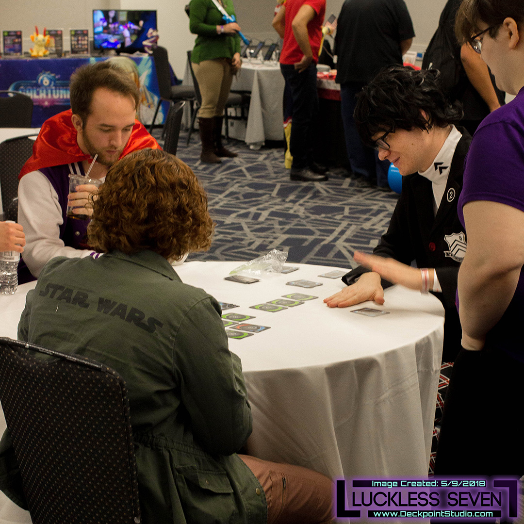 Luckless Seven Ohayocon Indie Bo 2