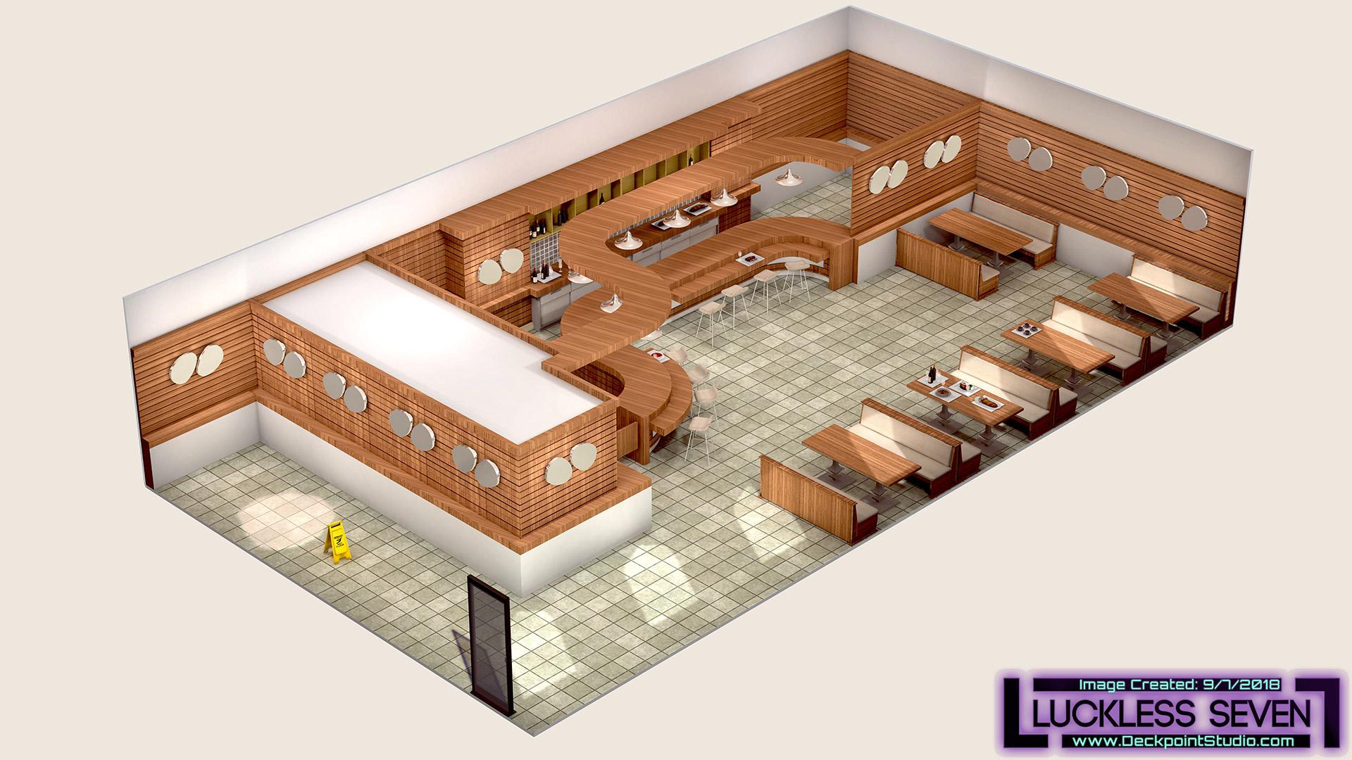 Neropolis Restaurant Updated Luc