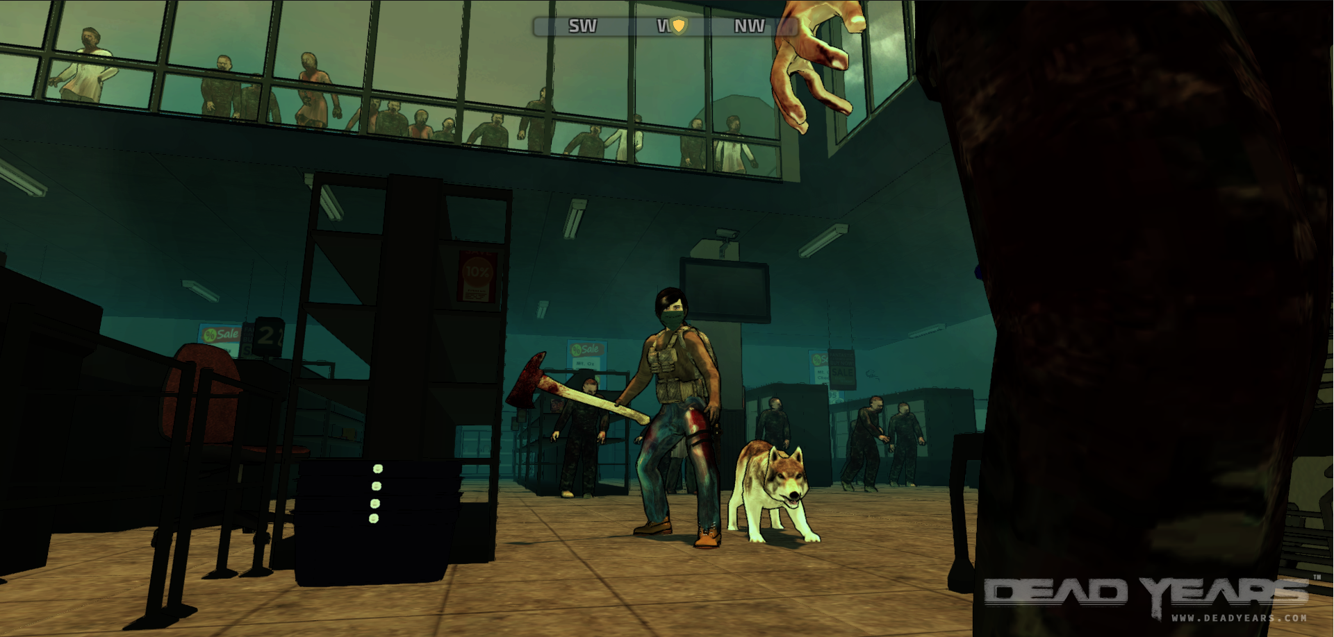 Dead Years screenshot