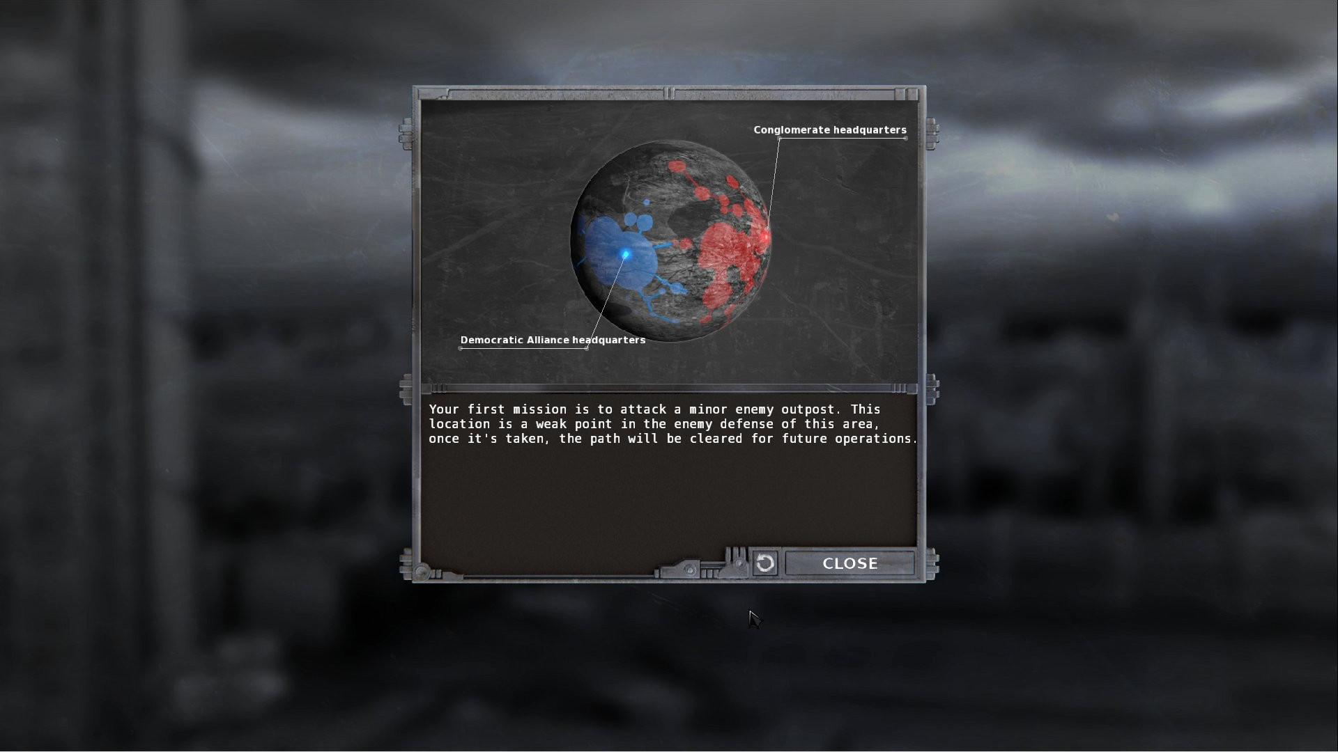 mission brief