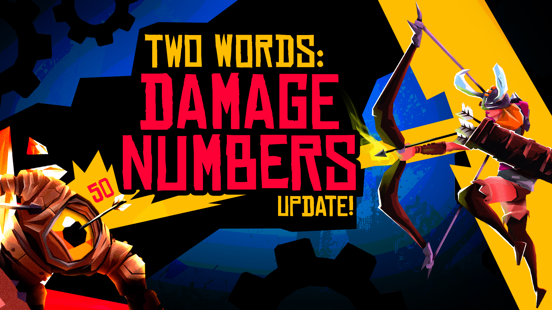damage numbers