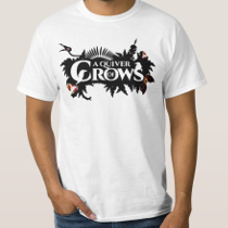 A Quiver of Crows Zazzle shirt