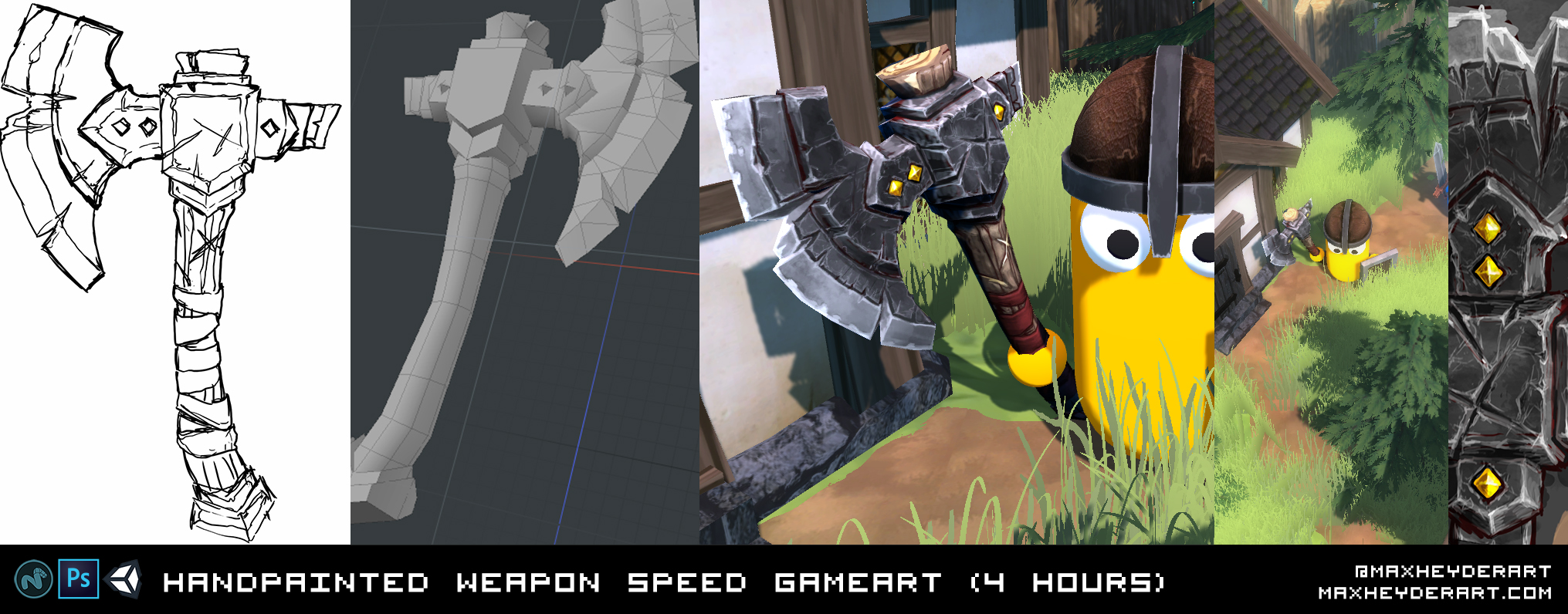 170419 Weapon SpeedArt
