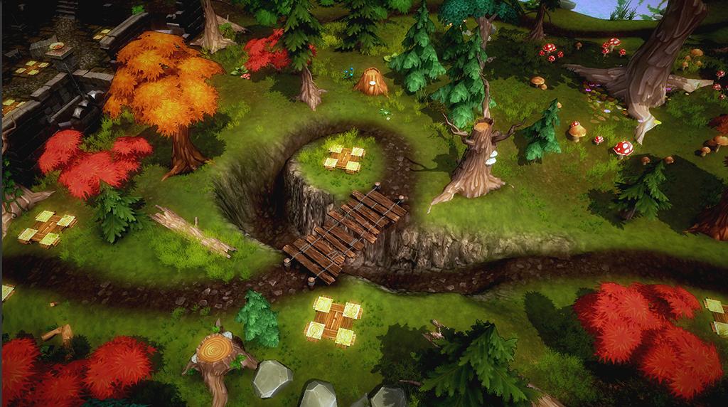 TreeHugger:LostTime