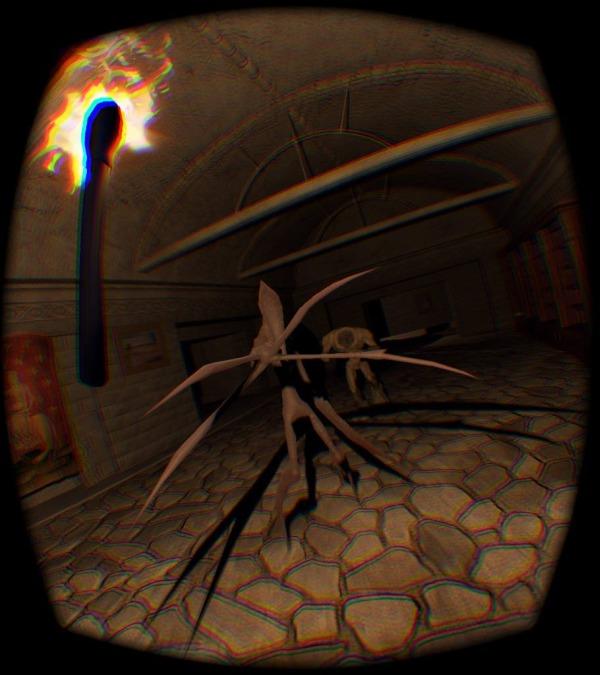 tomb of rooms oculus rift