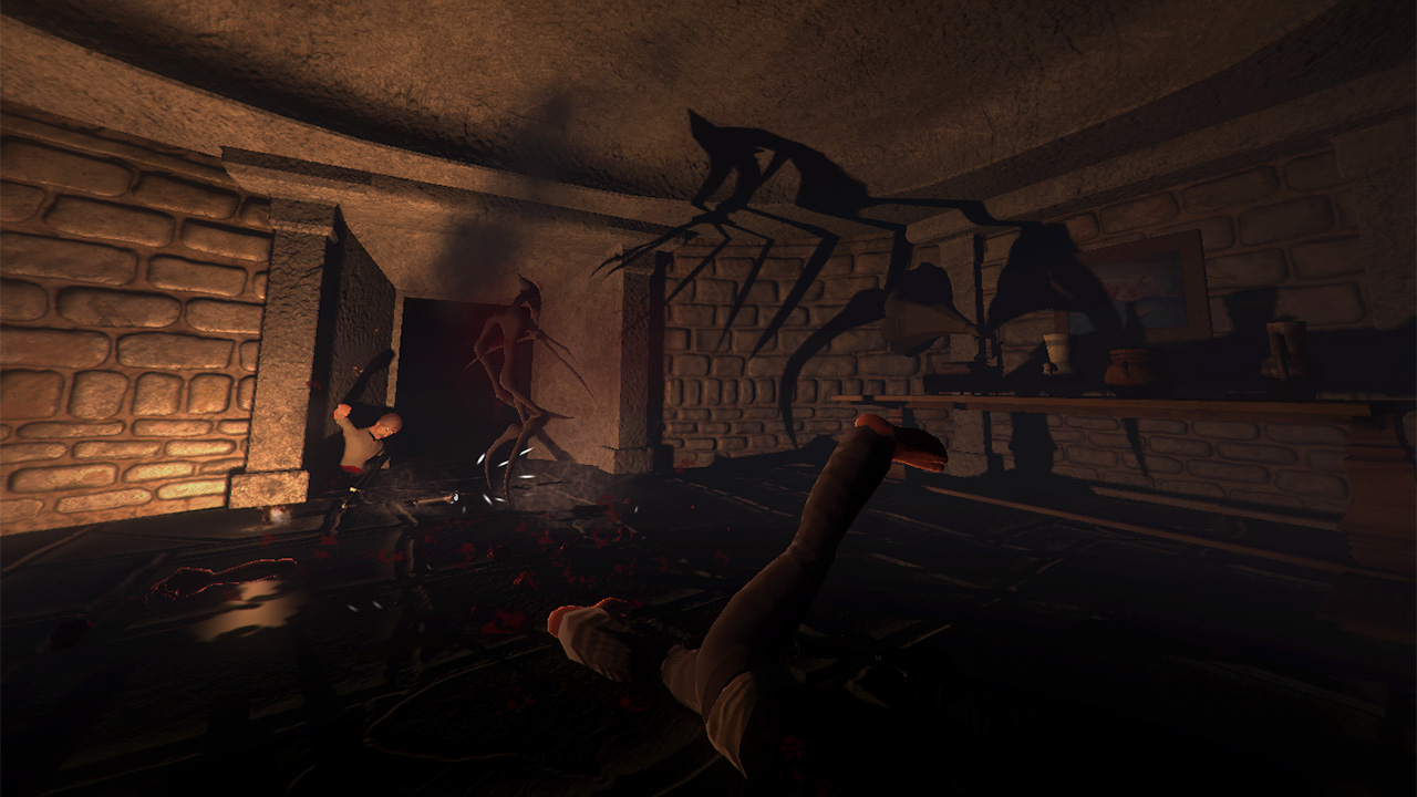 tomb of rooms screenshot