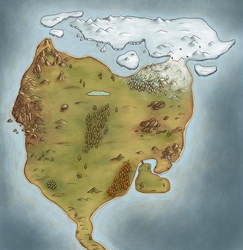 Stone Age Map