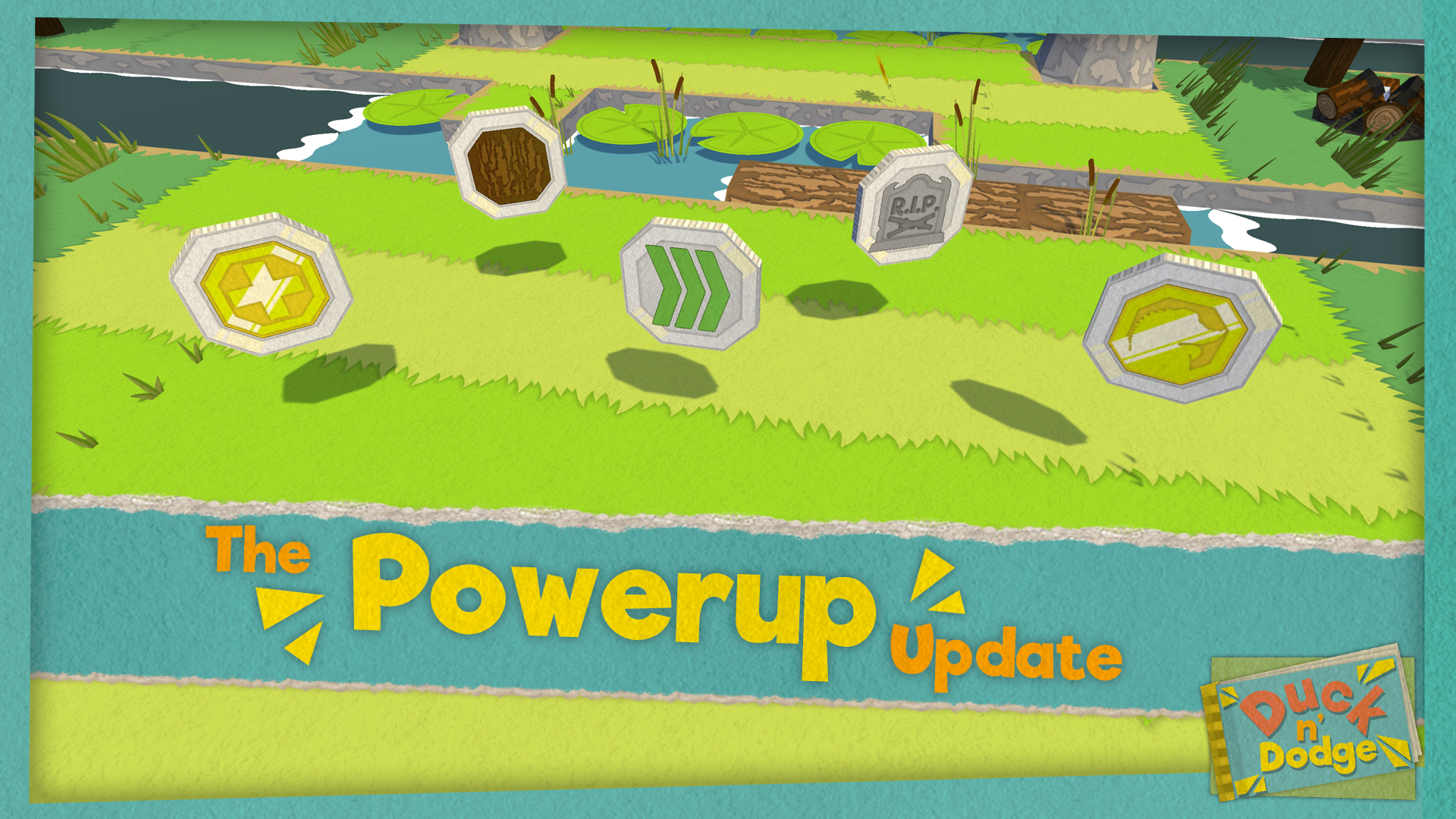 Update Powerup